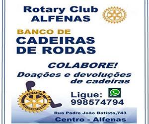 Rotary Cadeiras de Rodas
