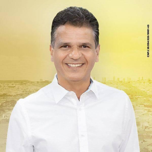 Atual prefeito de Alfenas Luiz Antônio da Silva foi reeleito para o cargo